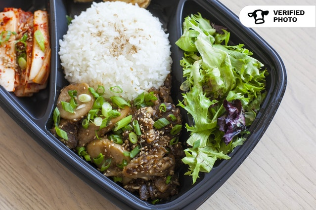 Perilla's Korean BBQ Plates