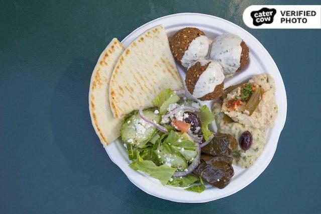 Mediterranean Mezze Platters