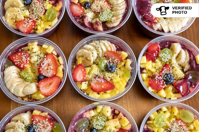 Affordable Grab & Go Acai Bowls (12oz)