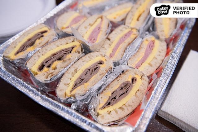 Grab-n-Go Breakfast Sandwiches