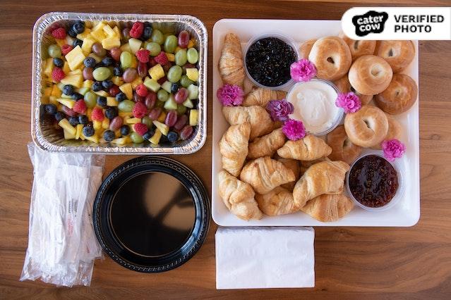 Pick-Three Continental Breakfast