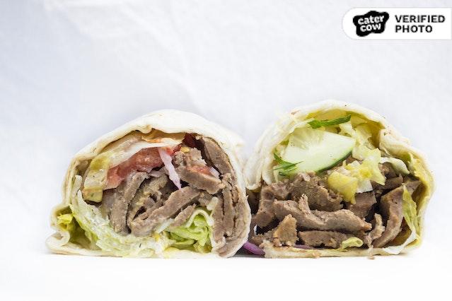 Turkish Lavash Wraps (Individually-Wrapped)