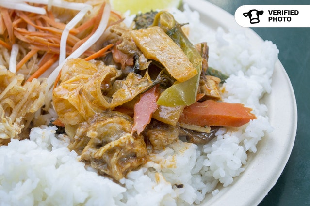 Family-Style Thai Meal