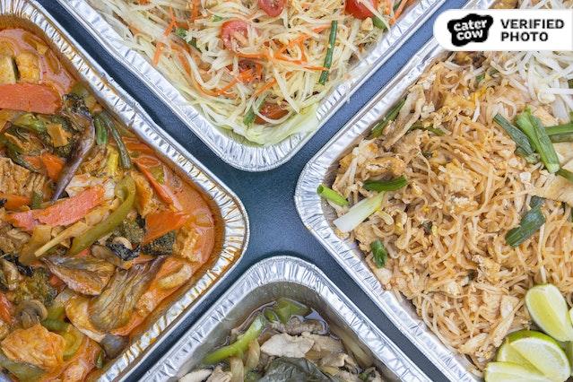 Family-Style Thai Feast