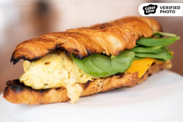 Croissant Breakfast Sandwiches
