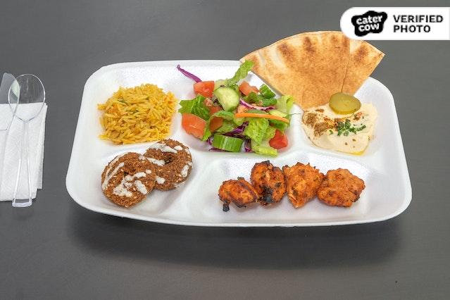 Tayba's Mediterranean Feast