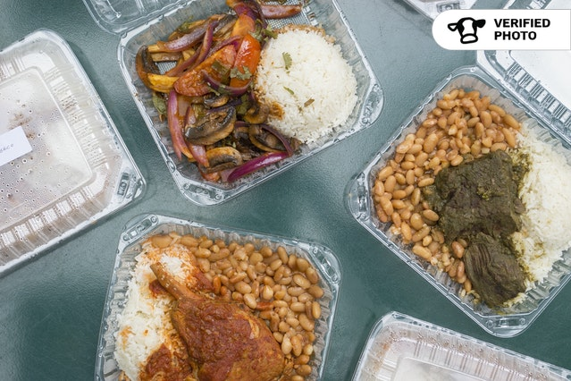 Peruvian Meal Boxes