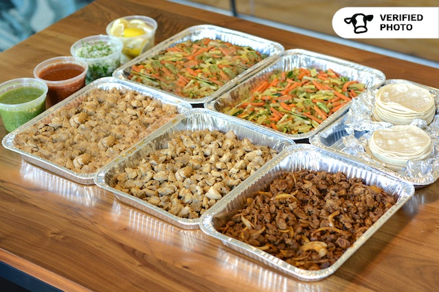Easy & Simple Red Rooster Taco Bar