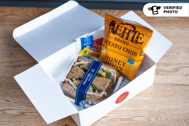 Boxed Sandwich / Salad Combos