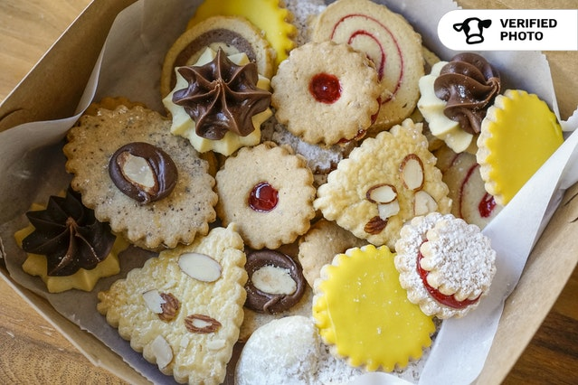 European Style Cookies
