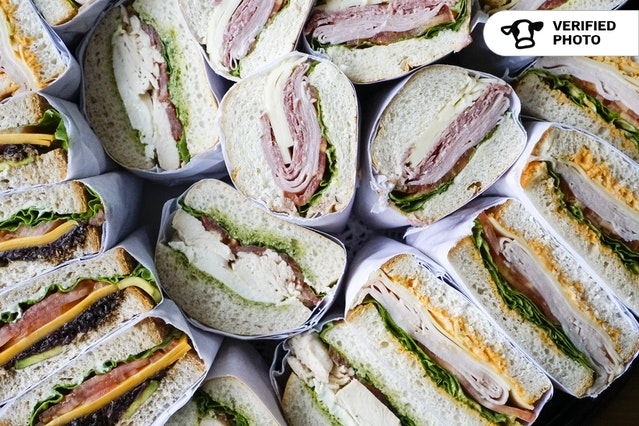 Classic Sandwiches & Wraps with Sides