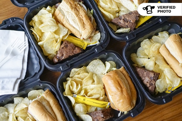 Quick 'N Easy Meal Boxes