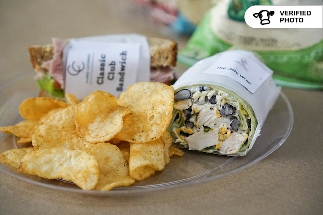 Sandwiches & Wraps Meal