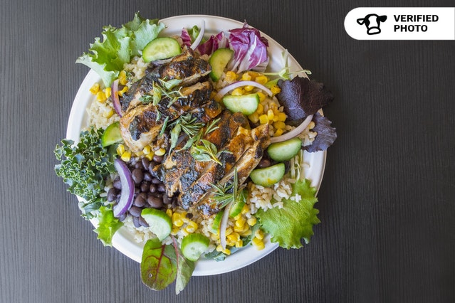 BYO Power Meal