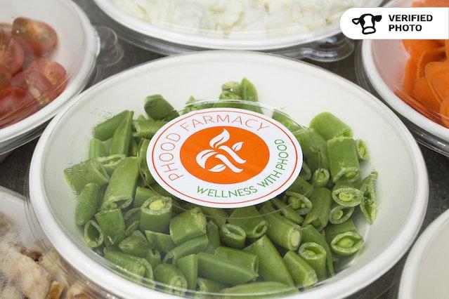 Signature Salad Bar