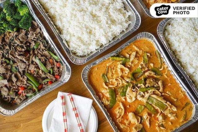 Classic Thai Meal