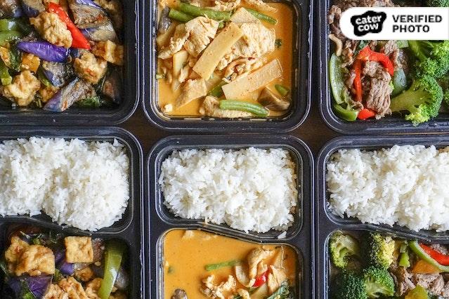 Thai Bento Boxes
