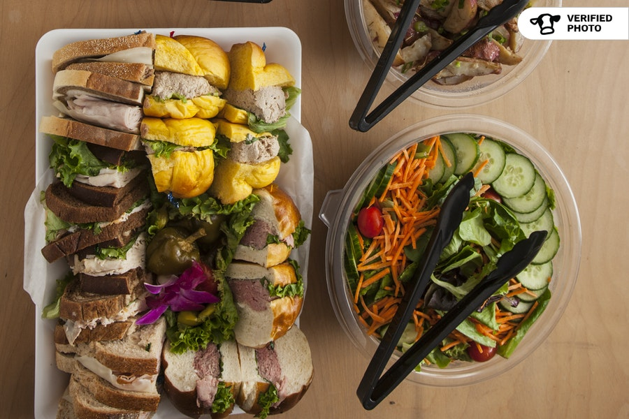 Sandwich Buffet with Sides from Boston Catering & Events ...
