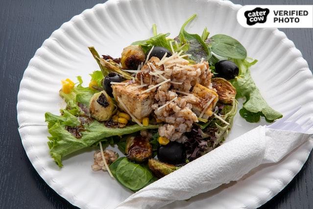Deluxe Salad Bar