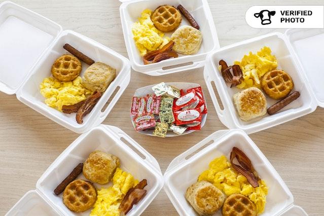 Rise 'N Shine Breakfast Boxes
