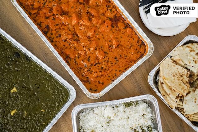 Indian / Pakistani Meal