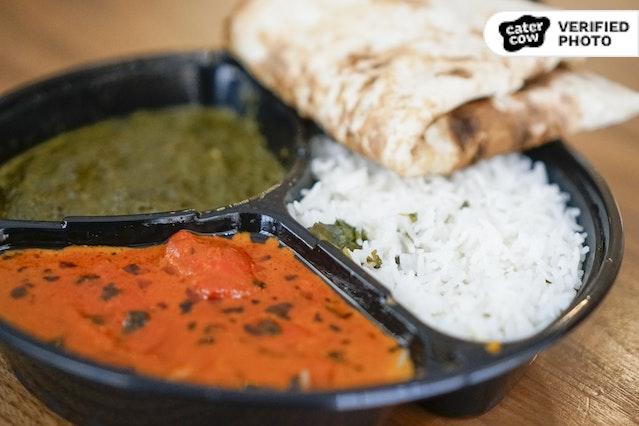 Individual Indian / Pakistani Meals