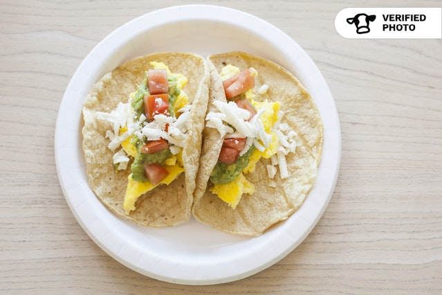 Build Your Own Breakfast Tacos