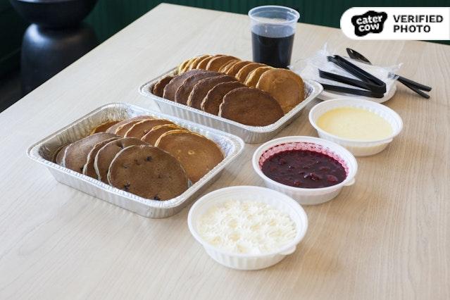 Pancakes Bar