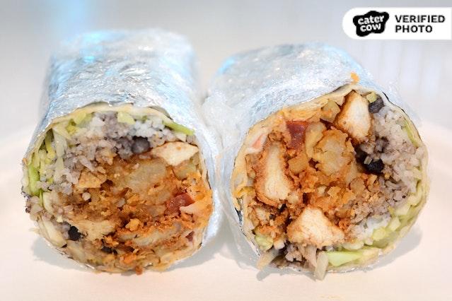 Individually Wrapped Hurritos (Hawaiian Style Burritos)