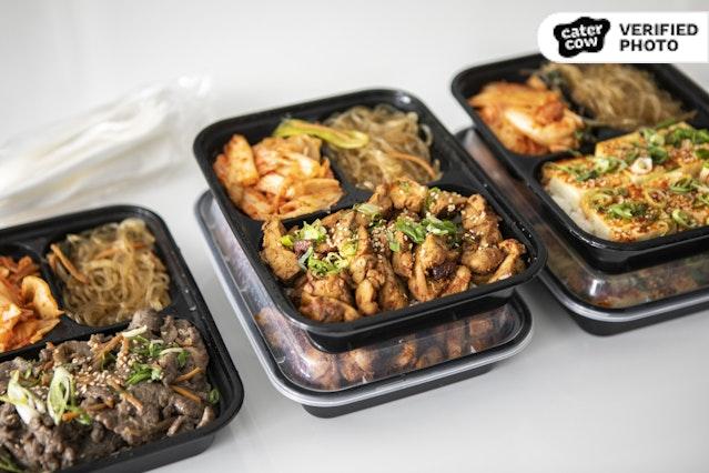 Seoul-ful Korean BBQ Boxes