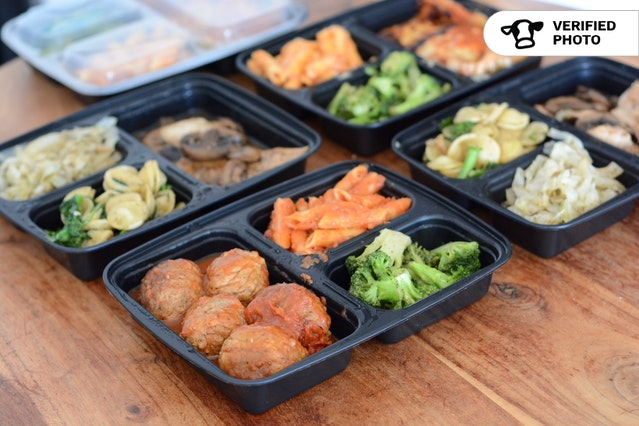 Hearty Italian Meal Boxes