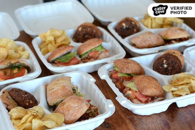 Upscale Sandwich Boxes