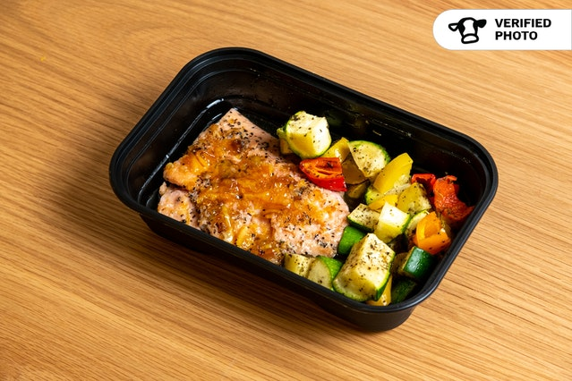 Hot, Boxed Meals