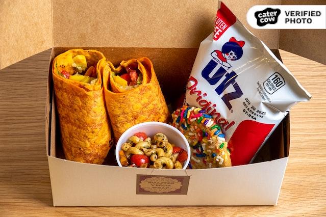 Sandwich & Salad Boxes