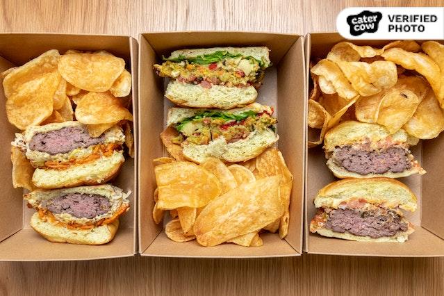 Wicked Burger Box