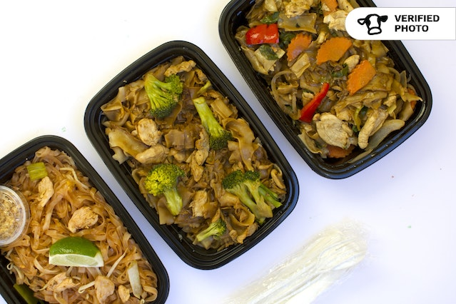 Simple Thai Meals To Go