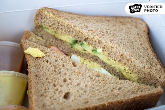 Peruvian Sandwiches
