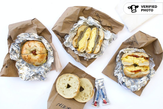 Bagel Broker Breakfast Sandwiches