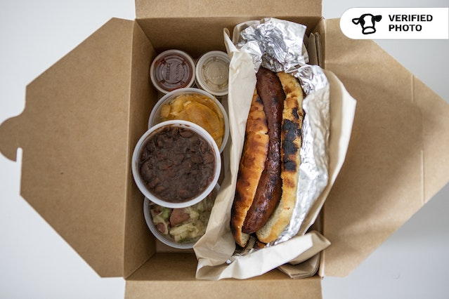 Boxed Gourmet Sausage Meals