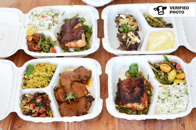 Gourmet New American Meal Boxes