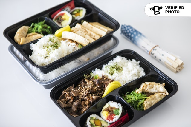 Teriyaki Bento Box