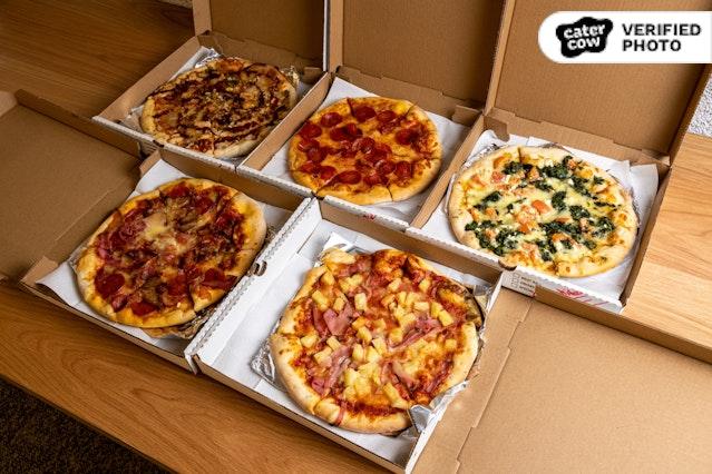 Individual Pizzas!