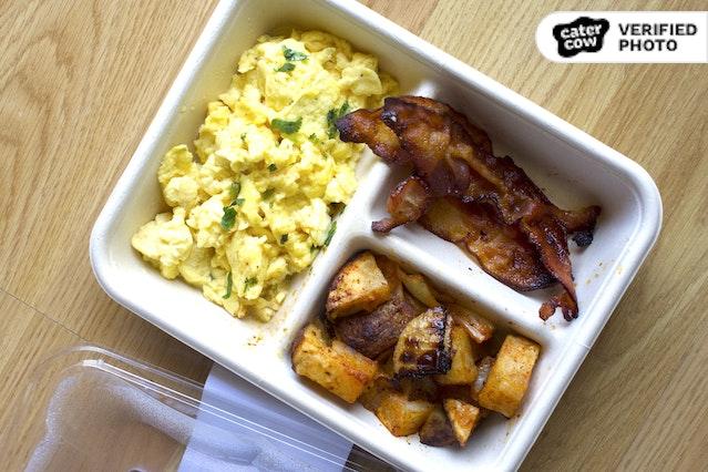 Hot & Hearty Breakfast Plates