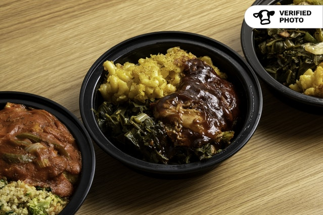 Soleil's Southern Soul Meal Boxes