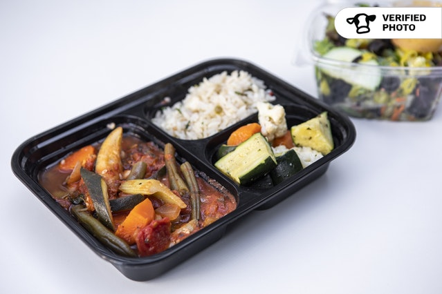 Individual Hot Entree Meal Boxes