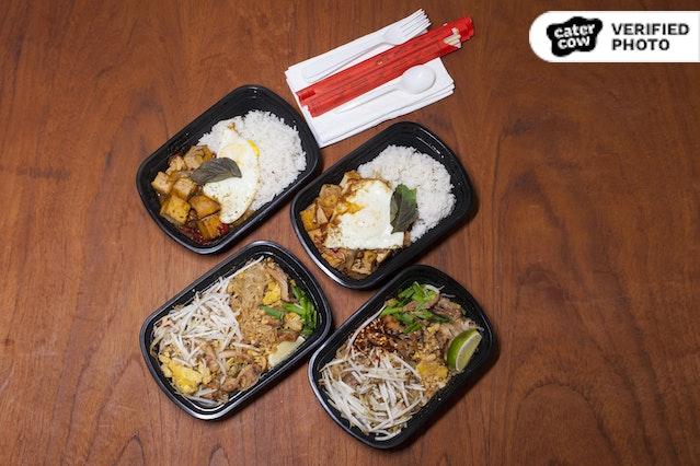 Tasty Thai Meals