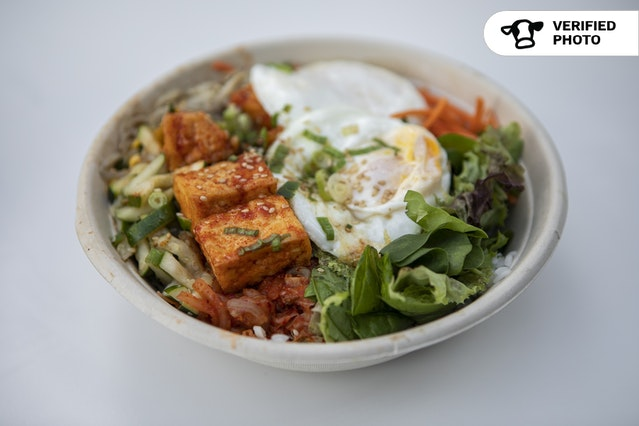 Individual Korean Healthy Bowls