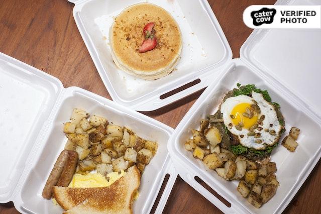 Savanna Classic Hot Breakfast Boxes