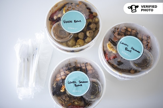 Individually Packaged Healthy & Wholesome Soma Eats