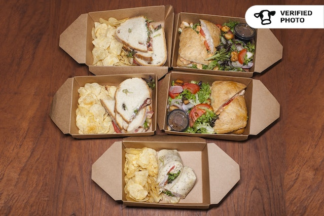 Individual Sandwich Meals